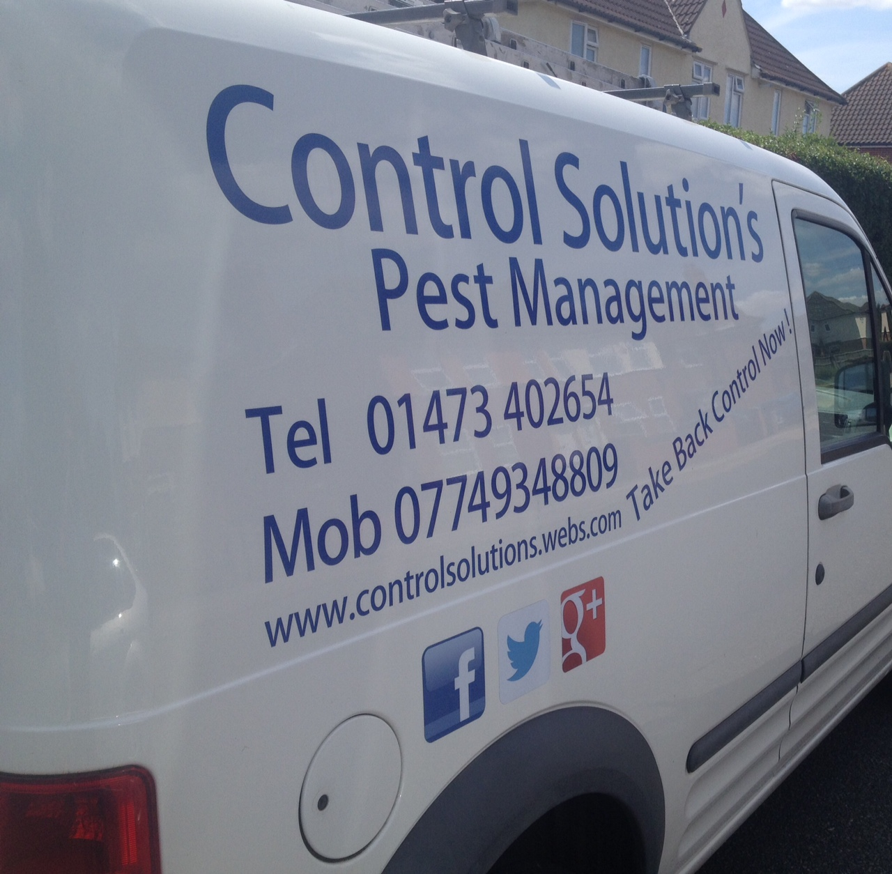 Control Solutions Pest Control, 3 Byron Road, Ipswich, Suffolk, IP1 6JE, UK